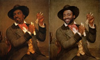Hilarious Images Of Celebrities Photoshopped Into Renaissance Paintings image 5