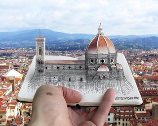 This Artist Changes Your Perspective Of The World With Incredible Sketches image 16