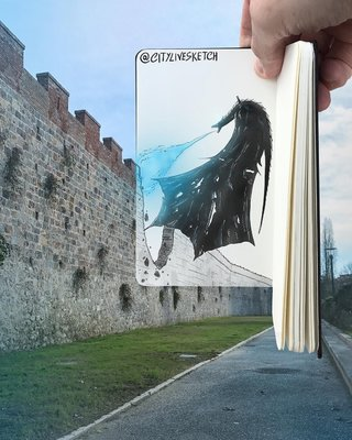 This Artist Changes Your Perspective Of The World With Incredible Sketches image 6