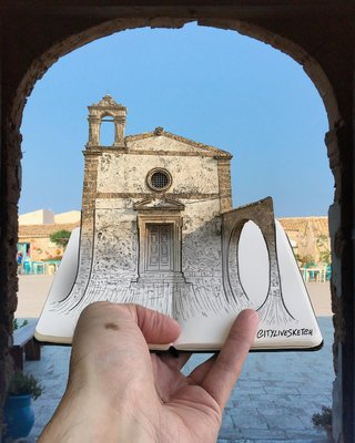 This Artist Changes Your Perspective Of The World With Incredible Sketches image 9