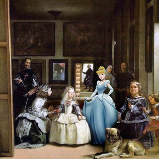 Amusing Images Of Cartoon Characters In Photoshopped Into Renaissance Paintings image 9