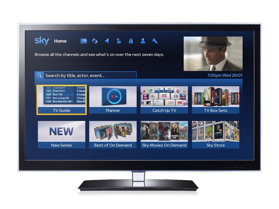 Unlike traditional cable options, sling doesn't require a contract. Sky unveils new Sky TV EPG to push on-demand content ...