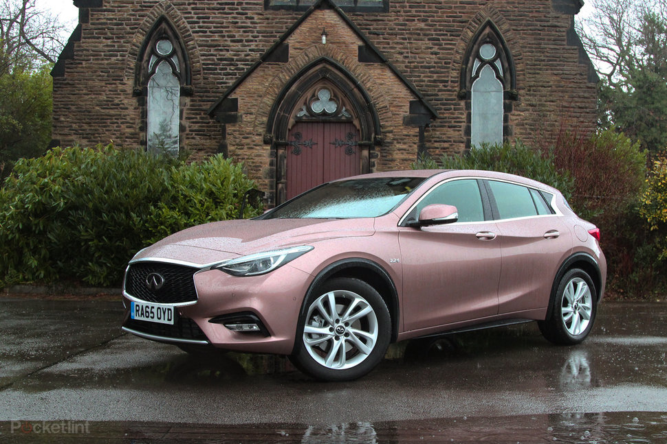 Infiniti Q30 First Drive To Infinity And Beyond Pocket
