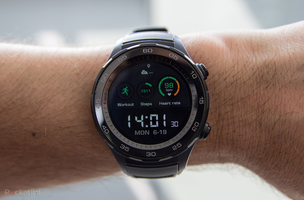 Huawei Watch 2 Sport Review New Tricks And 4Gs A Hit