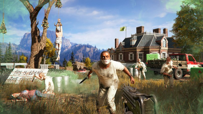 Far Cry 5 review  Politically charged and powerful return for the     Far Cry 5 review image 1