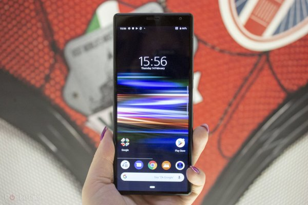 Sony Xperia 10 Plus initial review: Mid-range marvel