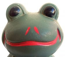 Smily frog
