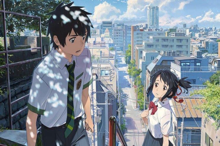 Foto profil whatsapp anime couple logtrend. 10 Rekomendasi Anime Movie Terbaik Sepanjang Masa