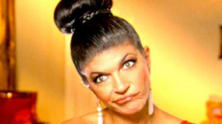 Teresa Giudice Returning To RHONJPretending To Be A Nice