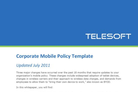 bring your own device policy template download our new free templates collection our battle tested template designs are proven to land interviews