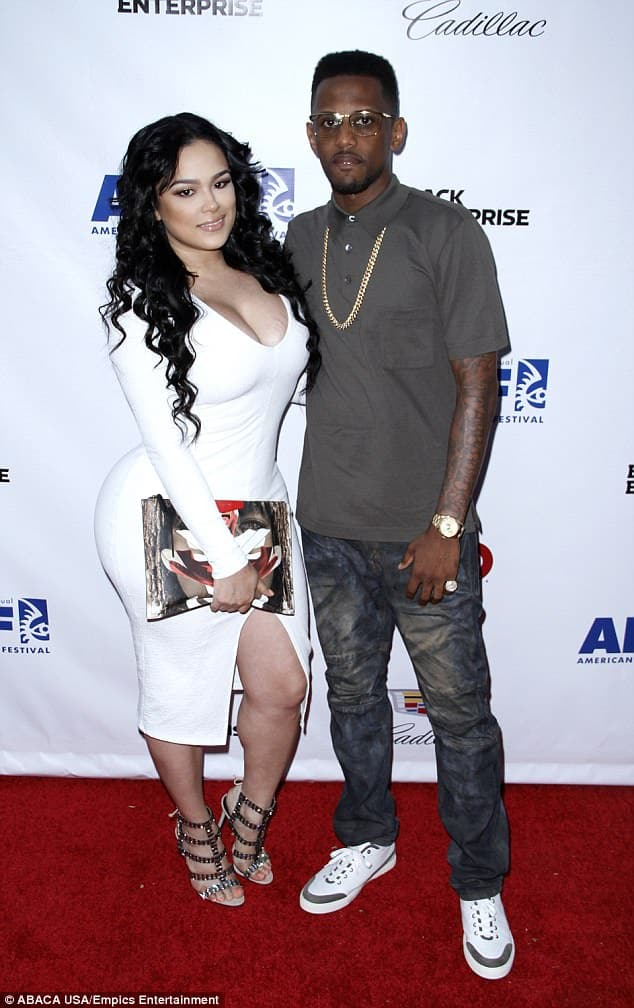 Fabolous Arrested For Domestic Violence After Allegedly
