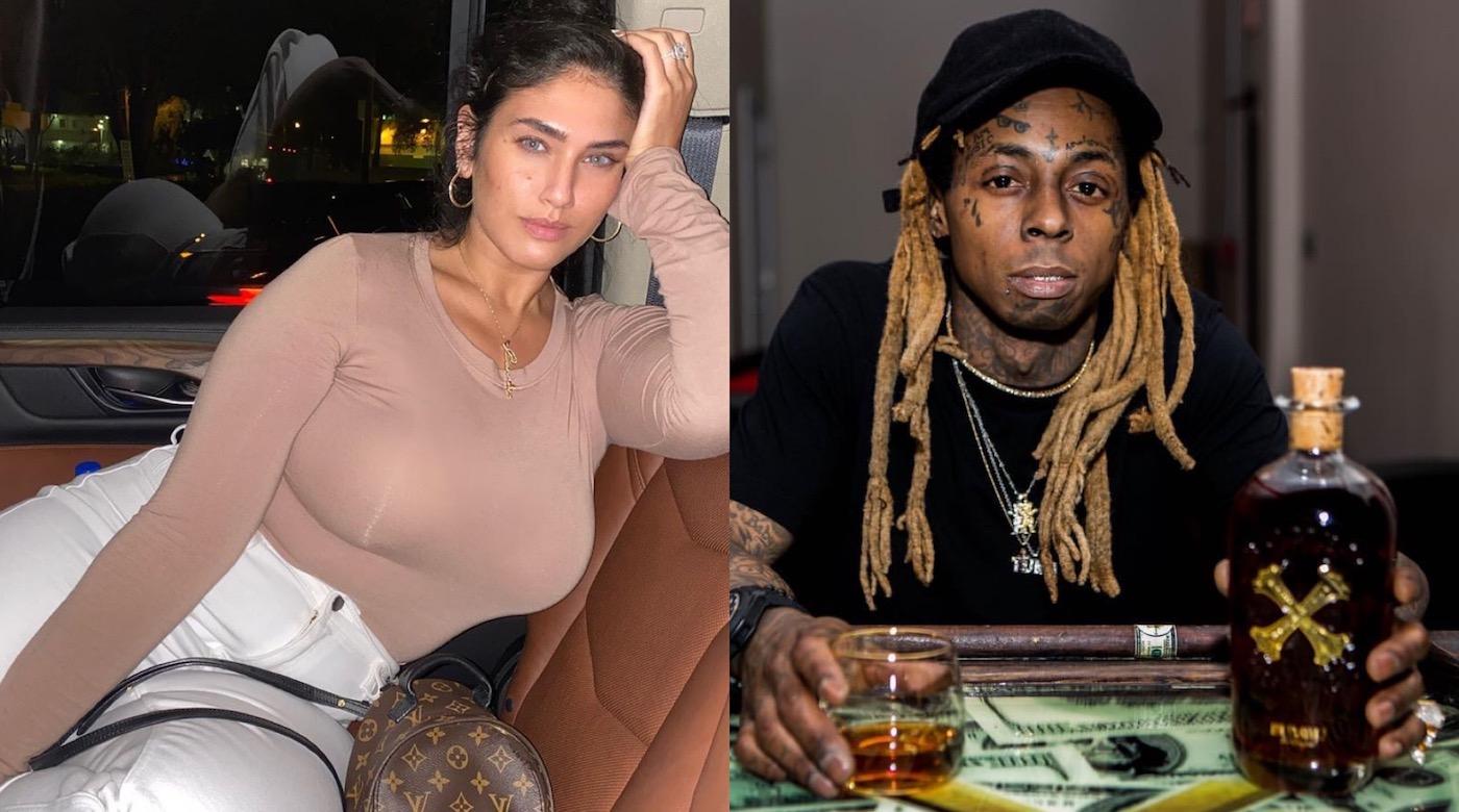Lil Wayne Breaks Off Engagement With 250 Pound Australian Model La'Tecia Thomas! (Pics Of The BBW) - Lil Wayne Breaks Off Engagement With 250 Pound Australian Model La'Tecia Thomas! (Pics Of The BBW)