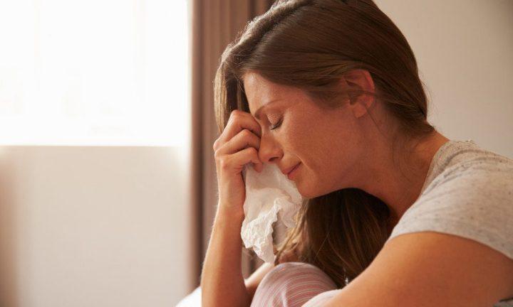 dampak menangis secara fisik dan psikologis