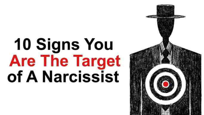 Image result for 10 Signs You Are The Target of A Narcissist