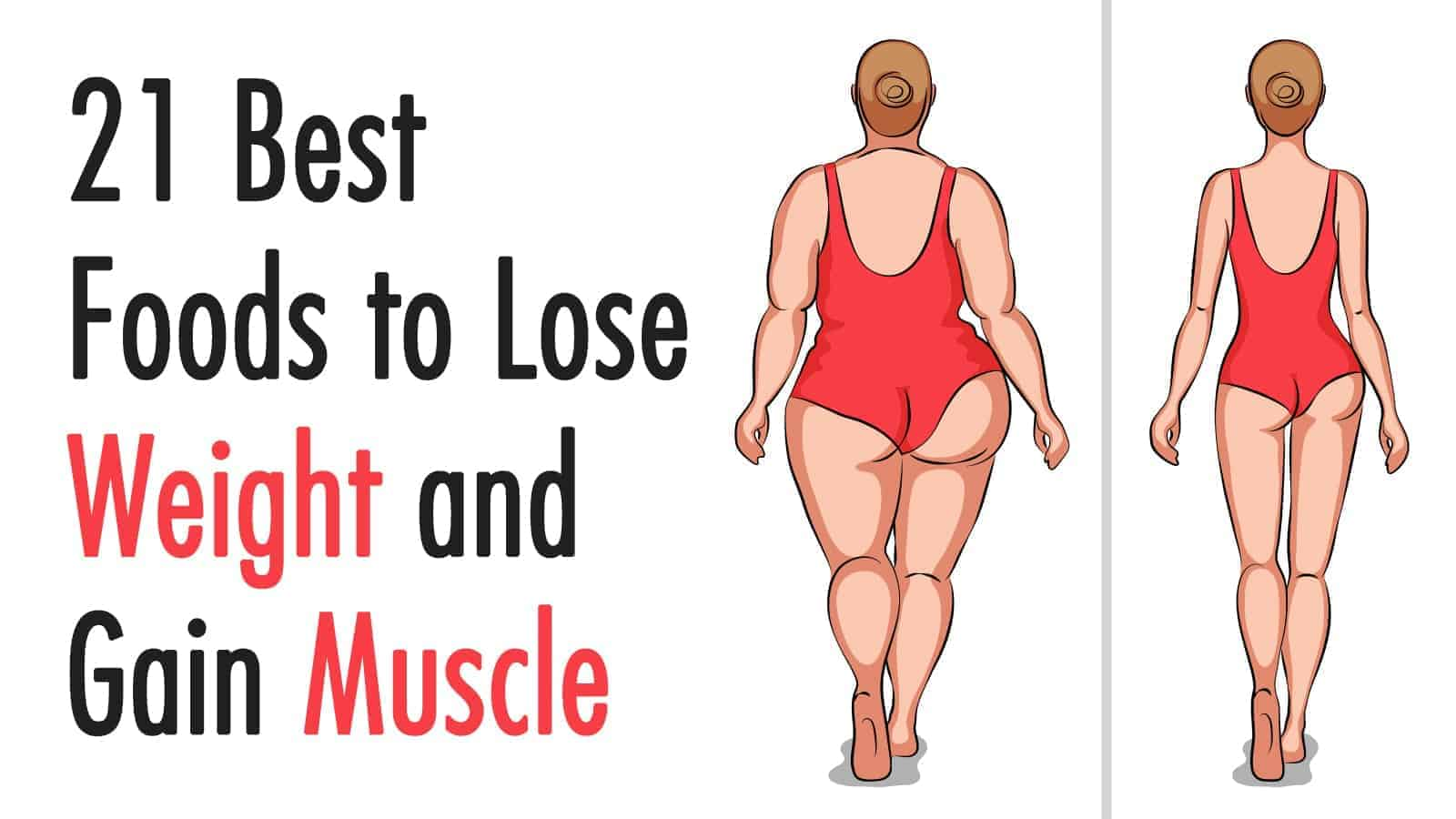 Muscle Losing Weight Gaining Vs