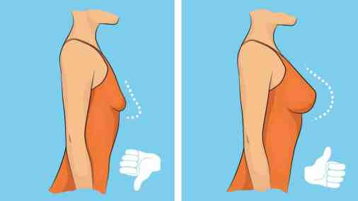 stop wearing bras