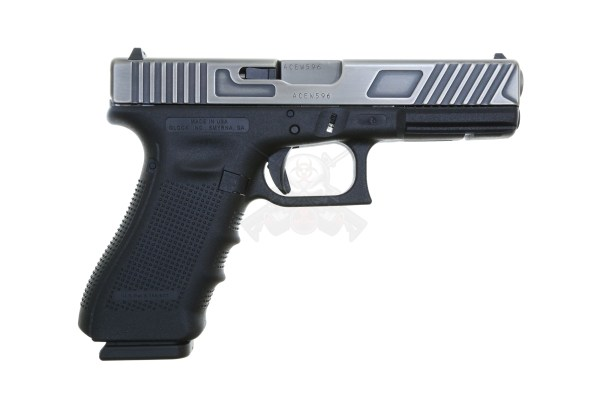 """Glock 17 G17 GEN4 STANDARD 9MM 4.5"""" BBL 3-17RD USA NIBONE ..."""