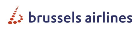 Brussels Airlines press room Logo