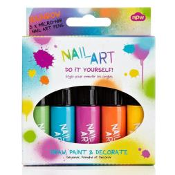 Do It Yourself Nail Art Minis Rainbow Brights Best Ideas