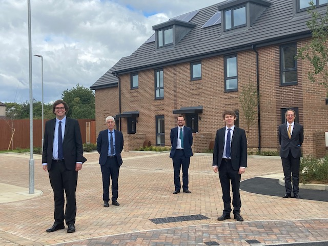 Council purchase over 80 new homes for local families: IMG 7693
