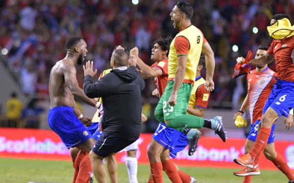 Costa Rica qualify for World Cup after draw with Honduras