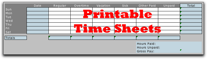 Jobs creative bloq is supported by its audience. Printable Time Sheets