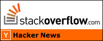 Hacker News & Stack Overflow