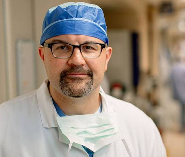 Pioneering A New Method For Treating Pancreatic Cancer Mayo Clinic Surgical Oncologist Dr Mark