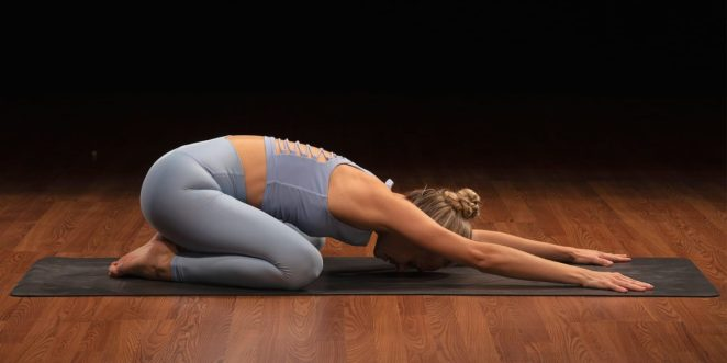 How to Do Child's Pose in Yoga (Balasana)   Openfit