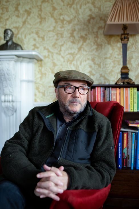 "Unionist Galloway: ""The idea of splitting up an island is abhorrent"""