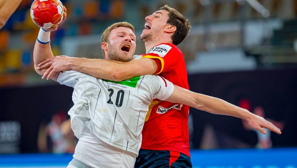 handball wm 2021 fazit zur dhb auswahl die last der grossen schritte der spiegel