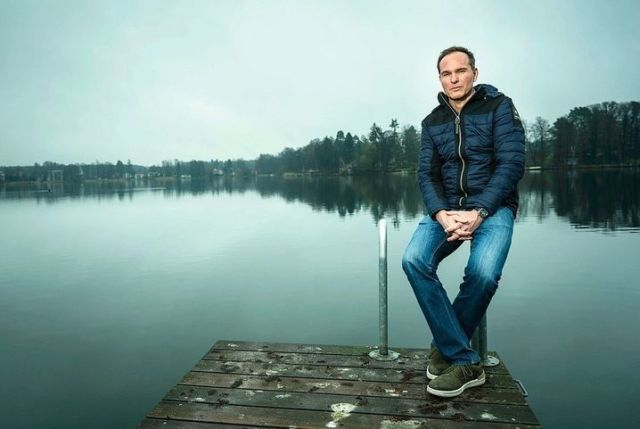 """Local resident Johannes Curth: """"What will happen if Tesla starts building cars here?"""""""