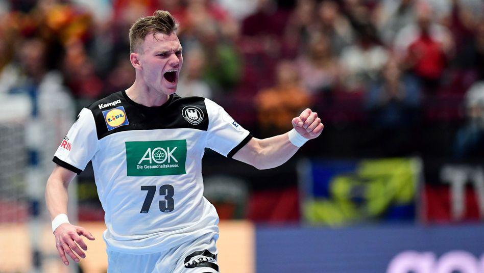 handball em 2020 deutschland lasst weissrussland keine chance der spiegel