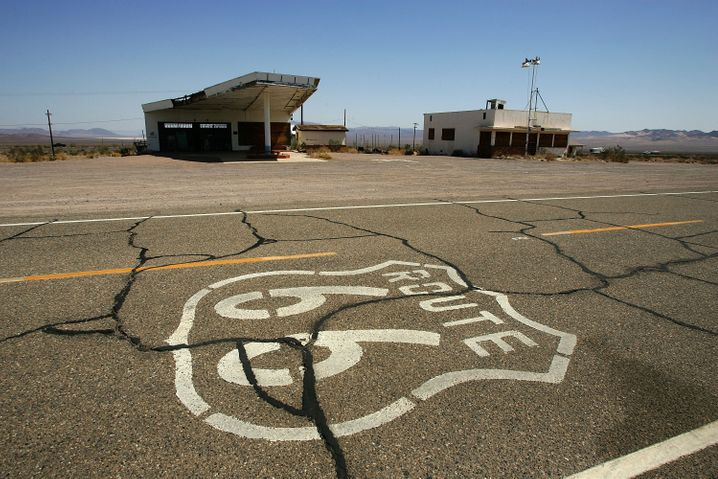Road trip into your own past: Route 66