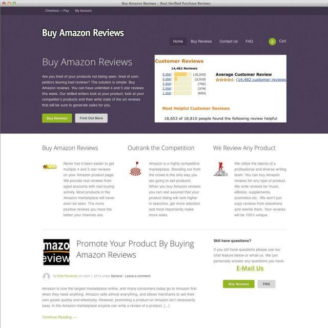Amazon: Verkäufer von Positiv-Bewertungen angeklagt - DER SPIEGEL