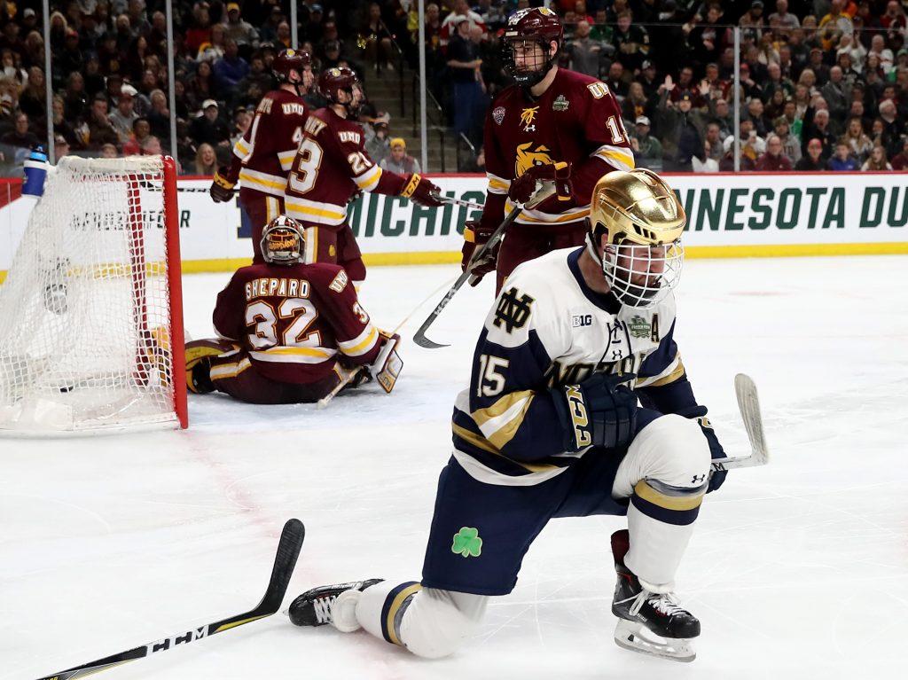 Buffalo Sabres Sign Andrew Oglevie To Entry Level Deal