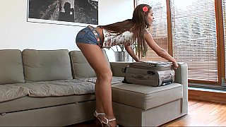 Satin Bloom paying the rent with her tight beautiful body Preview Image