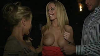 Pretty girl sucking big cock in the VIP Preview Image