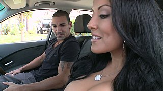 Hot MILF Kiara Marie on a cock Preview Image