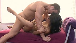 Milf Is fucked by studly stepson Preview Image