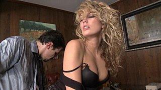 Hot and stylish Kiara Diane having sex at_work Preview Image