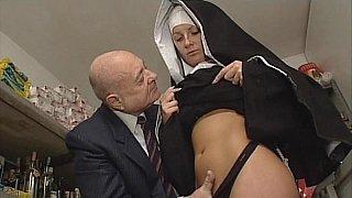Nun & Dirty old_man. No sex Preview Image