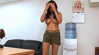 Lacey Cruz in_BangBros offices Preview Image