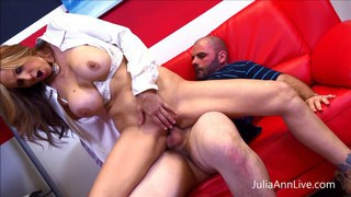 Julia_Ann_getting_sprayed_with_cum Preview Image