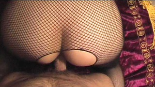 My girlfriend amateur_in fishnets Preview Image