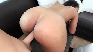 All natural Latina Ava Sanchez having doggy style sex Preview Image