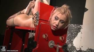BDSM action with nasty lesbians named Mandy Bright and Nikky_Thorne Preview Image
