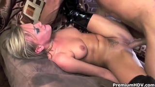 Holly Wellin fucks hard milf Tory Lane in the ass Preview Image