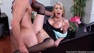 Courtney Cummz gets_nailed by_Tyler Nixon Preview Image