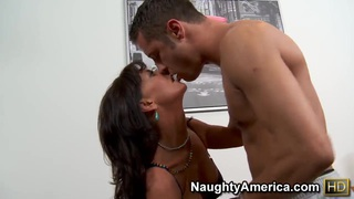 Sexy hot mom Sarah Bricks feels so good on the cock! Preview Image